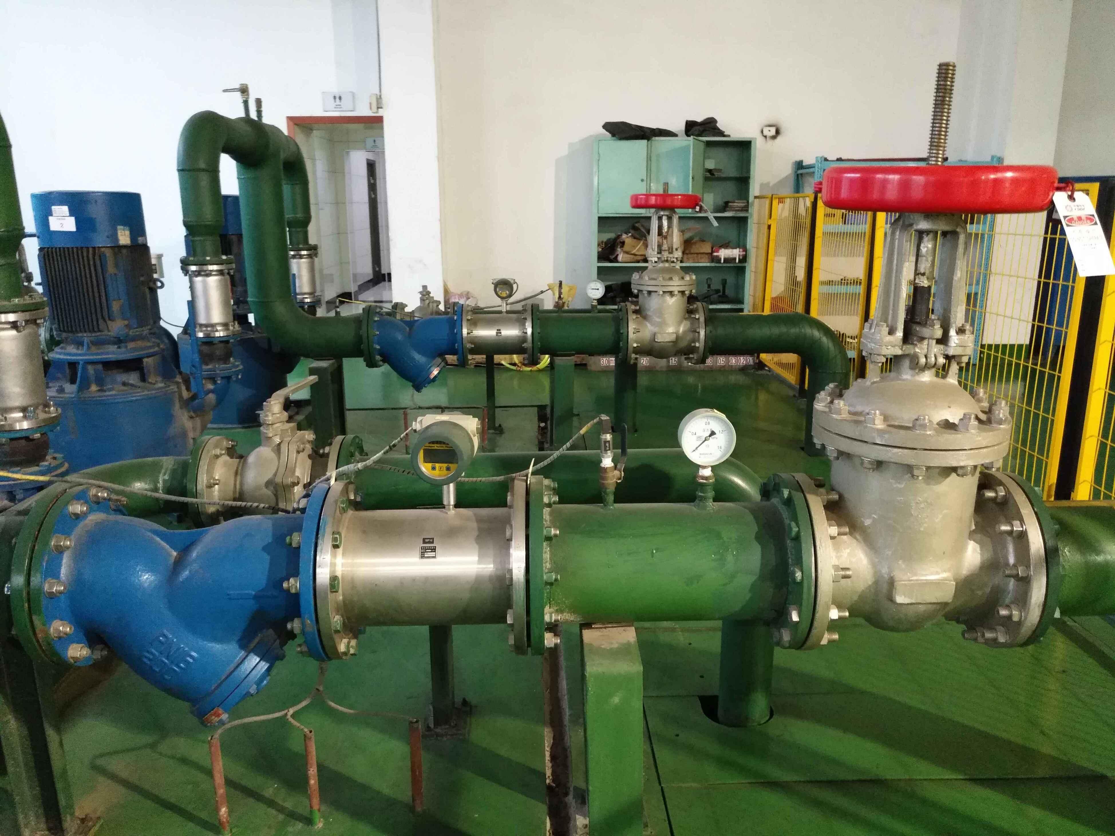 工业恒温水冷机系统
